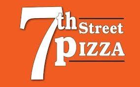 7th Street Pizza logo