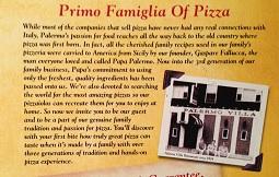 Palermo back panel history