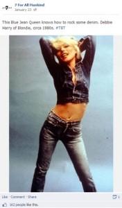 7FAM Blondie