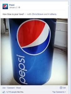 Pepsi Blue Love2