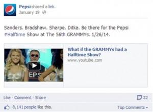 Pepsi Grammy Halftime2