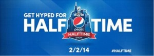 Pepsi Halftime