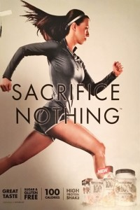 Sacrifice Nothing