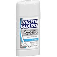 Right Guard Clear