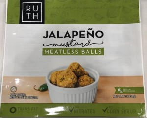 Ruth Meatless Balls